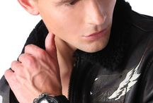 Diesel Ironside / Diesel Ironside Herrenkollektion verbindet Funktionalität mit fesselnden Entwurf kennzeichnet die Hauptherausragendes Merkmal dieser Uhr ist die kühne, Diesel Ironside Uhr verfügt über eine dynamische Chronograph Zifferblatt, schlanke Edelstahl und Lederriemen.