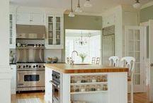 kuchyňský ostrůvek