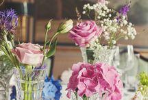 Mums Floral Centrepieces