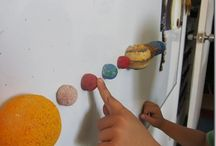 Science- Solar & planets