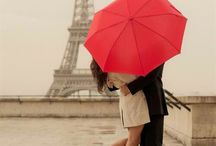 Paris Engagement Shoot Ideas / Ideas and inspiration for our Paris engagement shoot this November!   / by Eileen C
