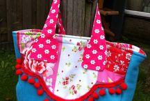 Naaien * tassen * door mij gemaakt  Te koop op www.lappenpoppen.com