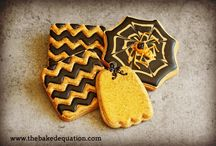 Halloween Sugar Cookies and Sweets