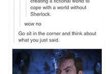 Sherlock / by Caitlin Carver