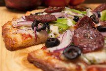 Gluten-Free Pizza / Gluten-free pizza deliciousness!