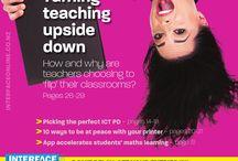 September 2014, Term 3 / Images from INTERFACE Magazine, Issue 58, September 2014,
