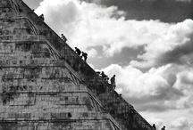 Ancient pyramids & Egyptians