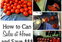 Canning and Preserving / Canning and preserving recipes and techniques from the web