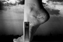 Surrealism Mood Board / Surrealism photoshoot inspiration