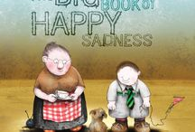 PICTURE BOOKS: Emotions / Picture books about emotions and feelings