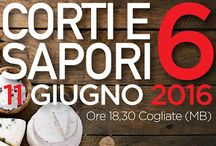 Corti e Sapori: tour enogastronomico tra le corti 11 Giugno Cogliate (MB)