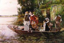 Historical Painting / Историческая живопись