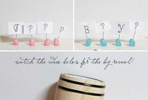 Gender Reveal Party ideas / by Colleen Browdy