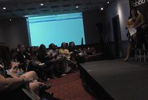 #ifabbosfcon / Everything I am seeing feeling ad hearing at #ifabbosfcon (: