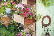 Beautiful things for the gardens