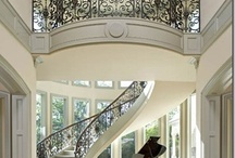 Stairways and Foyers / by Pam Curzon