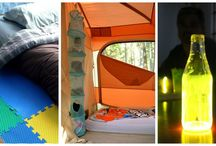 The Great Outdoors - Camping / Camping hacks