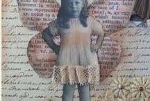 collage art / by Paula Gamble
