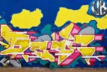 graffiti / by ANTOINE CHARLOT