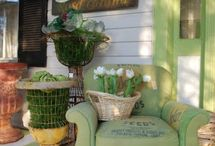 Front porch / by Trudy Langstaff