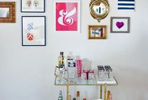 Gallery Wall / by Tessa Huff- Style Sweet CA