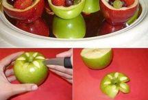 flor maçã