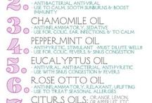 Essential oils / by Angela Nesbitt