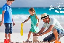 Best Caribbean with Kids Destinations! / The Best Family Holidays to Sunny Caribbean Islands!  Hmm... which tropical beach destination should you choose for your trip to the Caribbean with your children?  The kids can play in the sand while you sip a Pina Colada.  There are some world class family hotels to stay in plus budget friendly ones too-we've got it covered.   Check out some of our favorites below! Don't miss the Caribbean with kids!