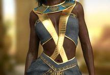 """костюм """"египет"""""""