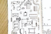 doodle planner