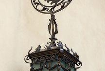 LANTERNES ET LAMPADAIRES