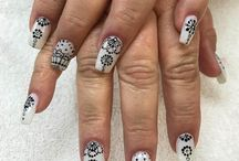 New Year's Day Nail Art Designs
