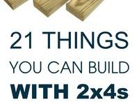 Things which can be built from 2×4's