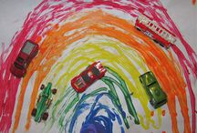 HH Rainbows/colors / by Sheila Wilcox
