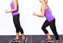 fitness  / by Sarah Elder