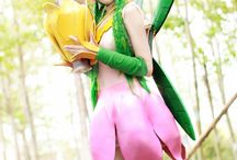 Lillymon cosplay