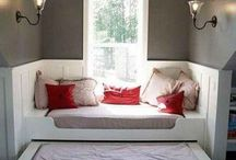 Beds & Bedding Ideas / Beds, Bedding / by Jen Stumpo