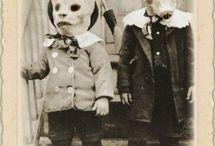 Vintage Halloween Pictures