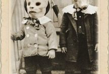 Back when Halloween was creepy