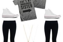Sister clothes