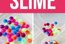Slime / This board is all about slime, slime recipe, slime videos, slime recipe easy, slime without glue, non sticky slime, slime ideas.