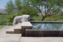 Pools, Porches, and Gardens / Design for exteriors. / by Brad Doty