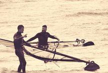 Windsurfing in Loutraki