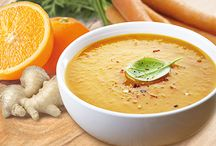 Recipes - Soup / Soup recipes and ideas to improve diet and nutrition to experience the benefits of a healthy lifestyle. www.yin.juiceplus.com