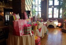 Baby Showers / Elements from baby showers we've held as well as wonderful, classic ideas!