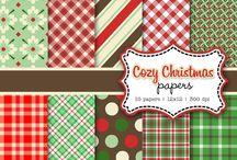Christmas - Paper / by Gwen Gooda