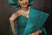 african bride's