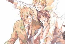 Stay trio!!!!