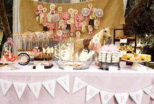 Juliet's 6th Birthday - Horse Birthday