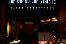 Fotos del Que Bueno Que Viniste / by Que bueno que viniste, Tapas Argentinas